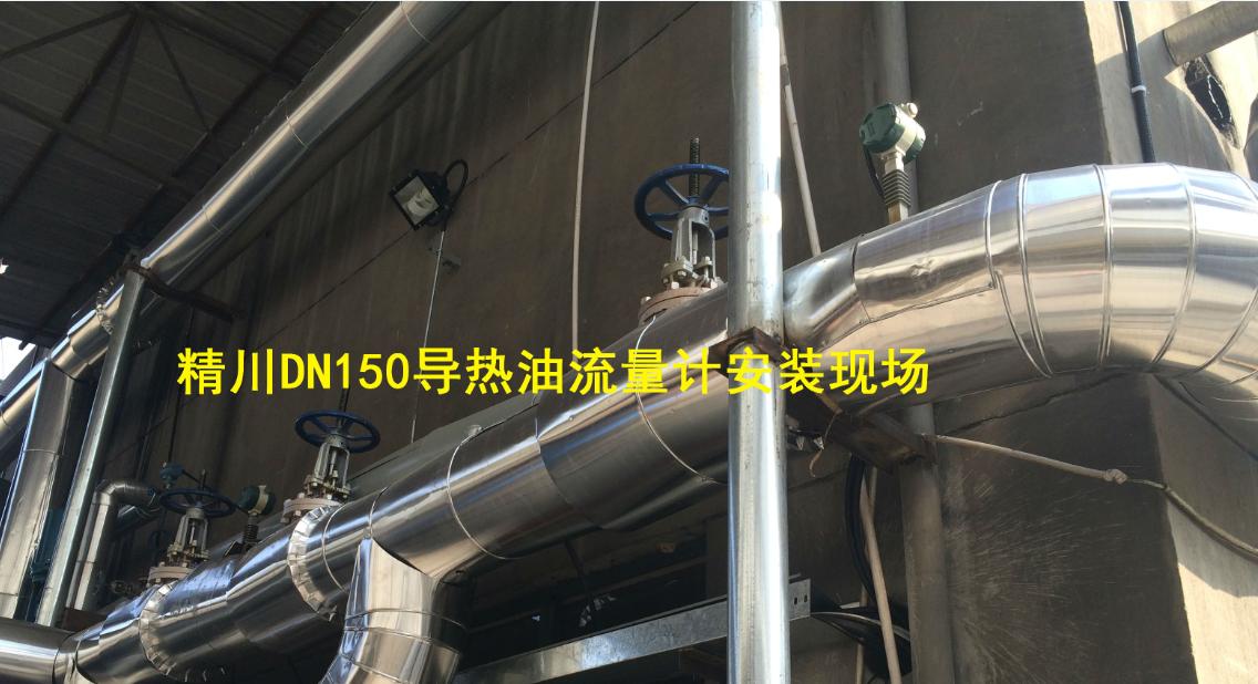 DN150导热油流量计