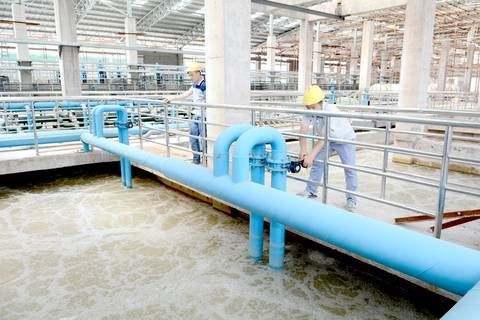 污水处理流量计
