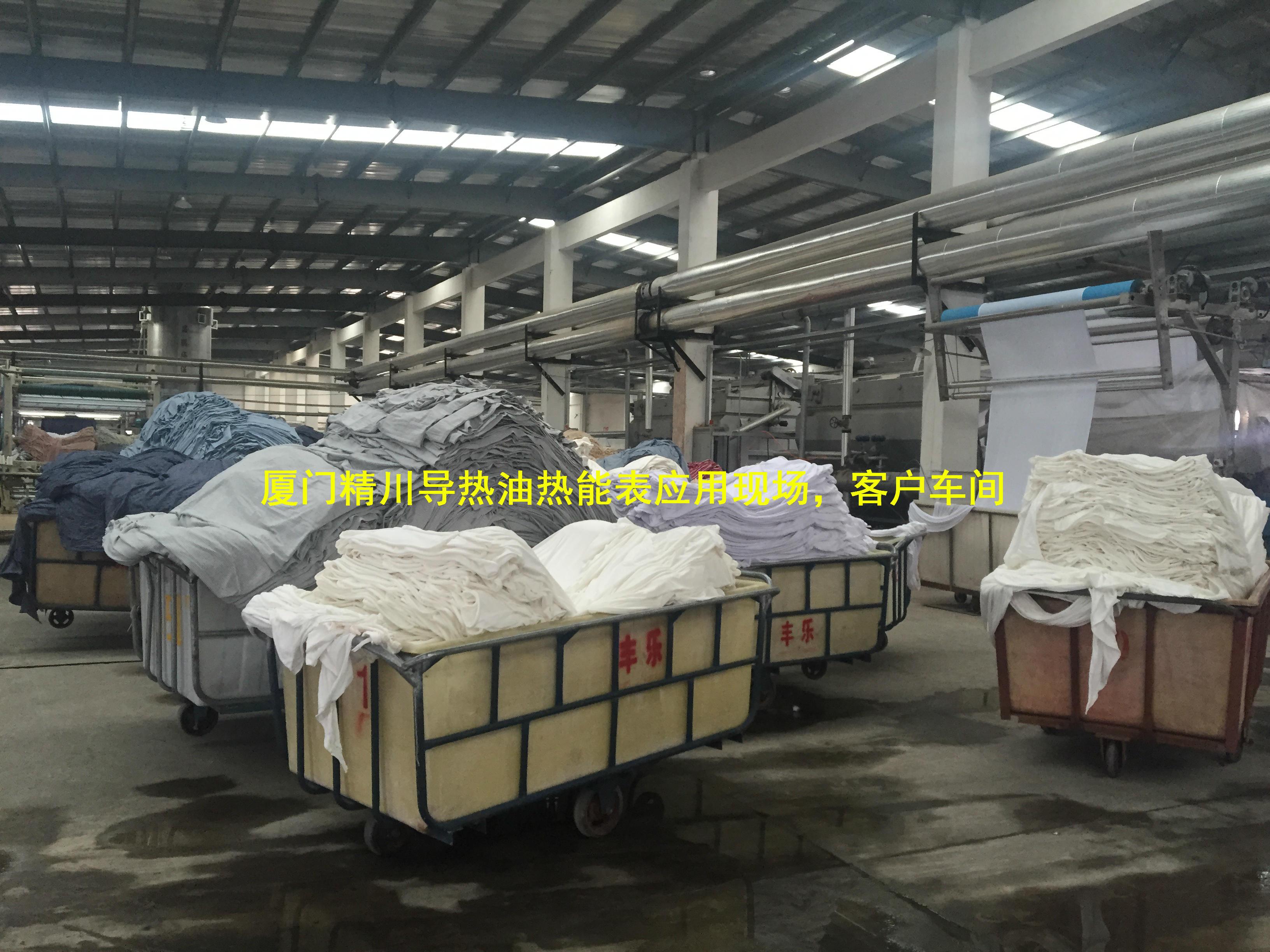 纺织厂导热油热量表