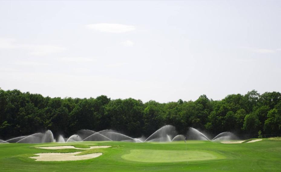 高尔夫灌溉用水流量计