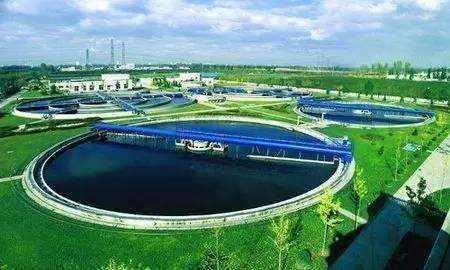 污水处理厂电磁流量计