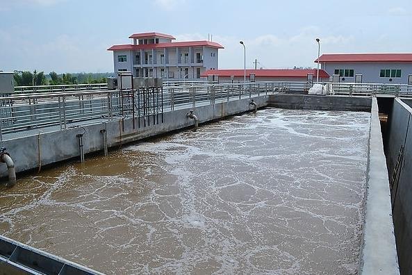 污水厂电磁流量计