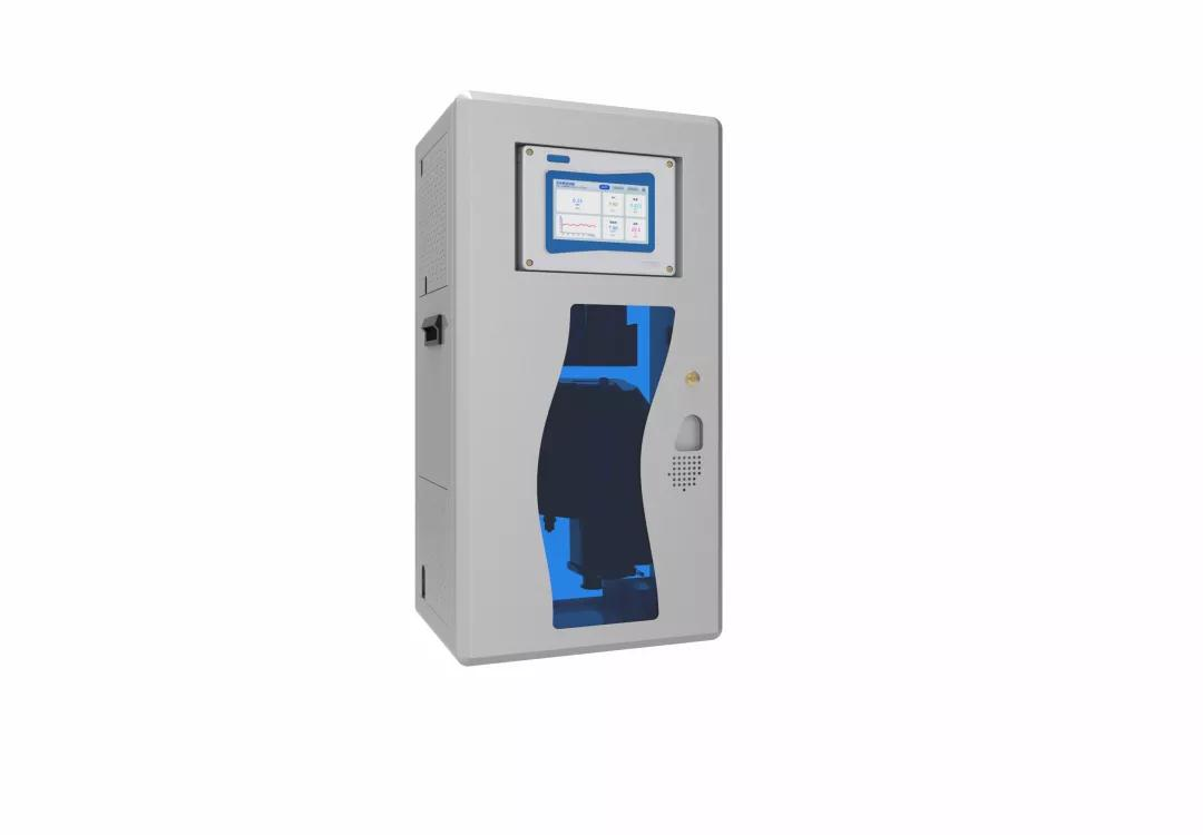 管網水質監測系統